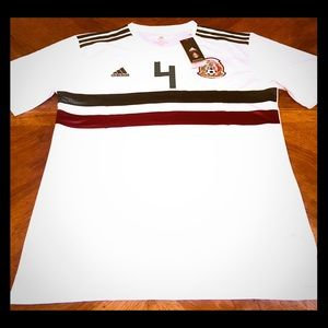 Adidas Marquez Mexico World Cup Away Jersey